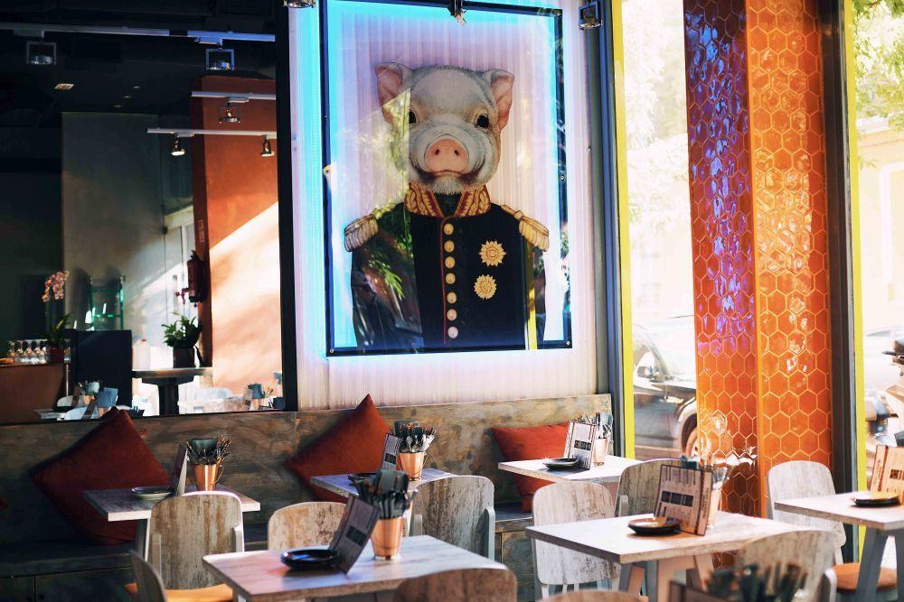 Restaurante Asia Asako