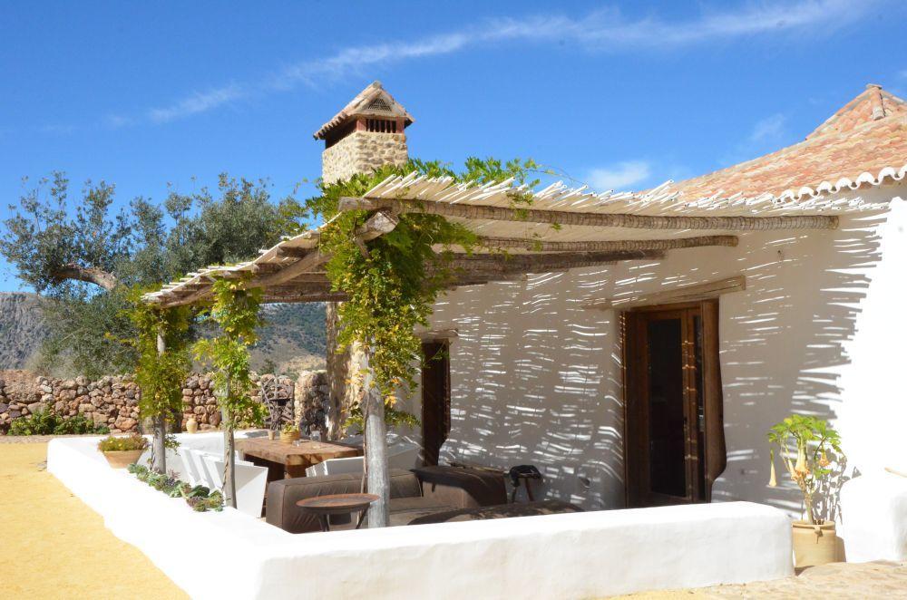 La Donaira, el paraíso eco andaluz.