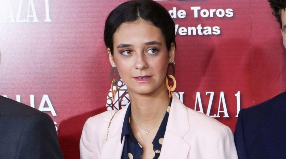 Victoria Federica, la hija de la infanta Elena.