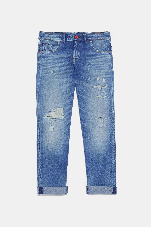 Jeans de Zara (29,95 euros).