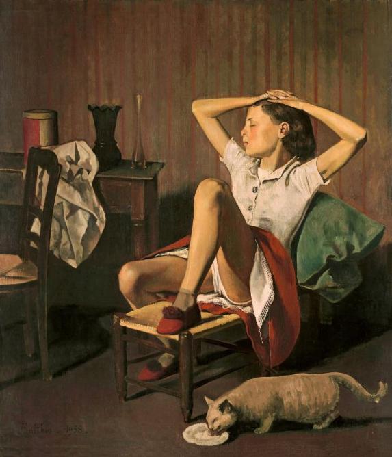 Thérèse soñando, 1938