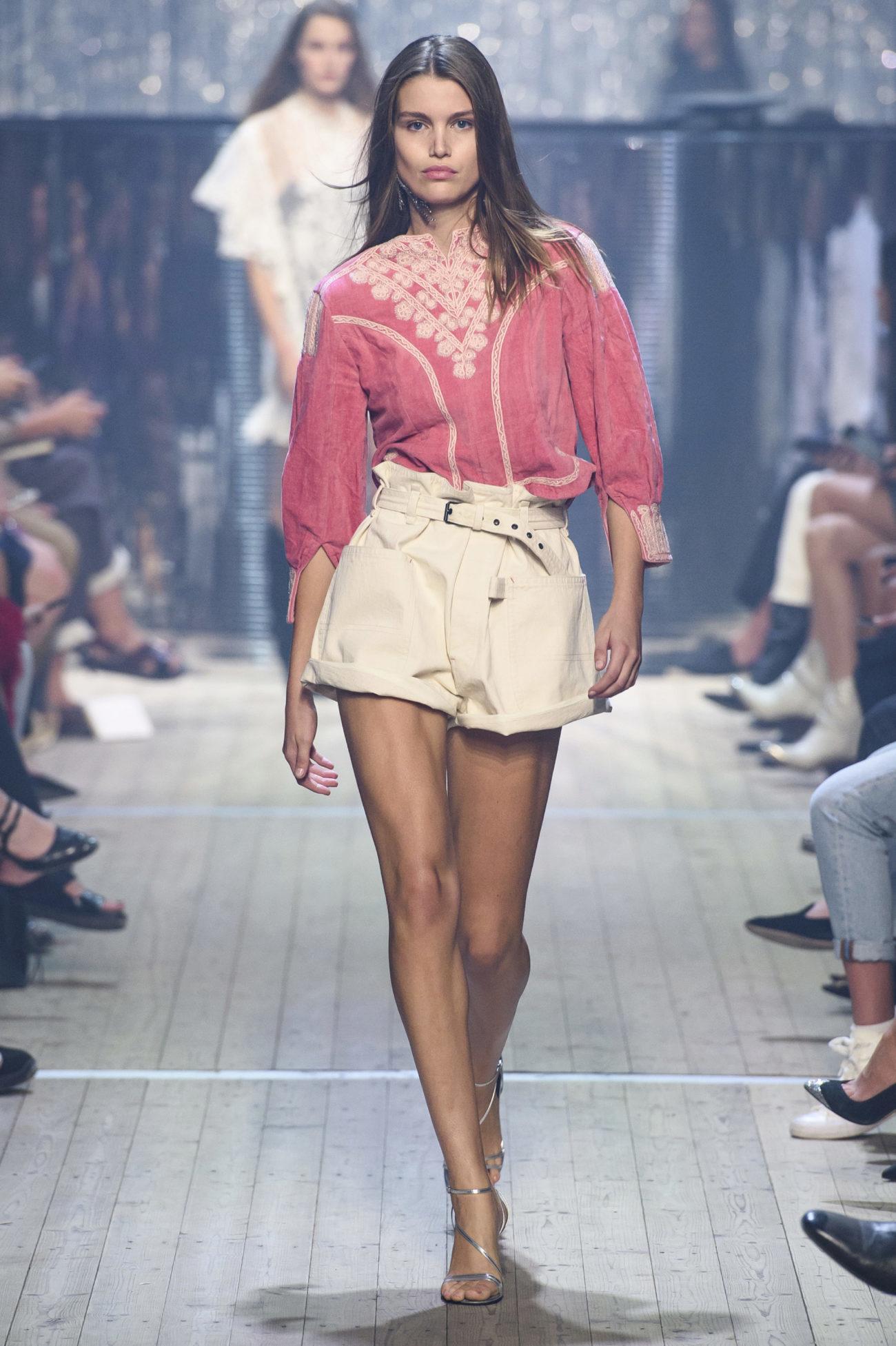 Isabel Marant primavera verano 2019.