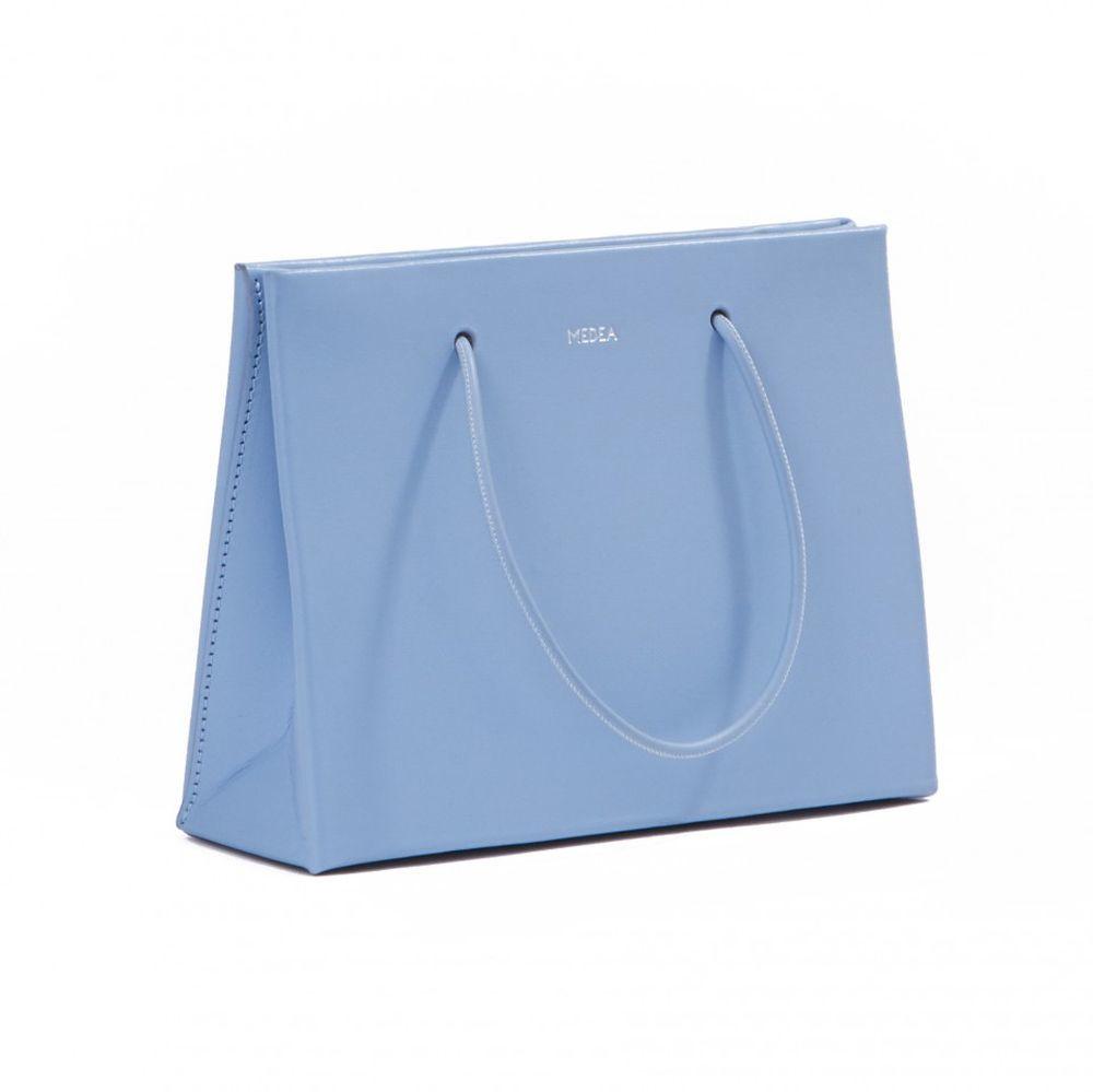 Bolso Hanna Baby blue de Medea