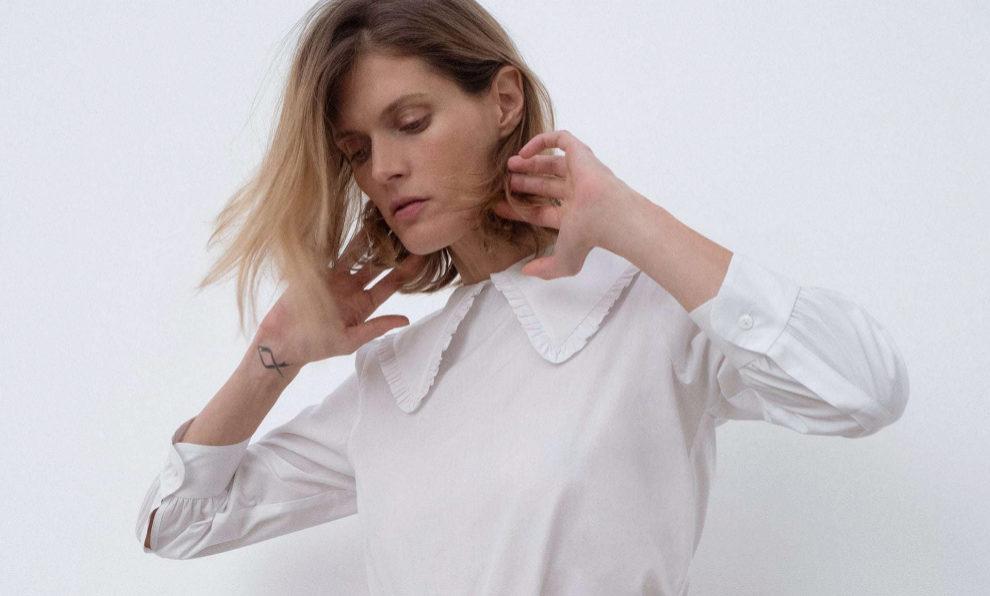 seleccione para mejor última colección en venta en línea Zara ya tiene la blusa favorita de las influencers   Telva.com