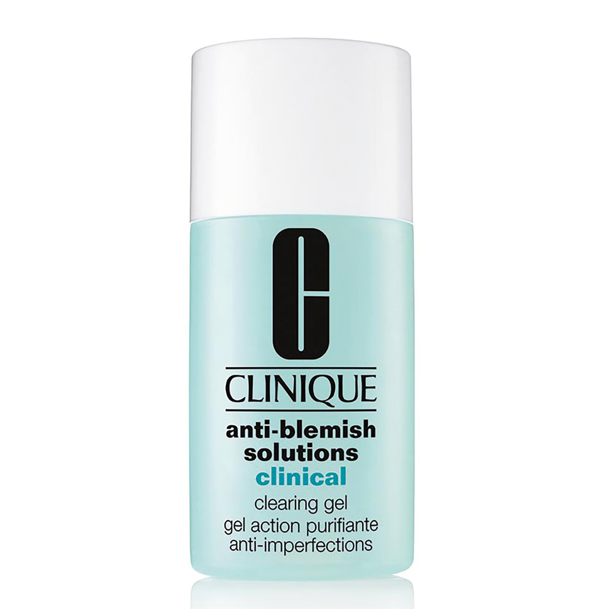 Acne Solutions Clinical Clearing Gel de Clinique.