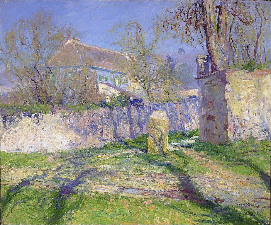 La Casa Azul de Monet.