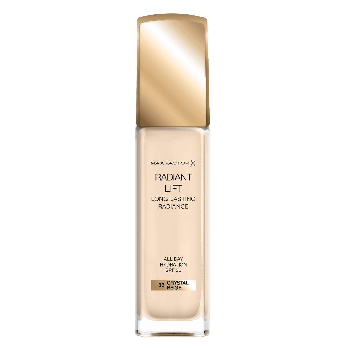Base de maquillaje Radiant Lift Long Lasting Radiance SPF 30 Crystal...