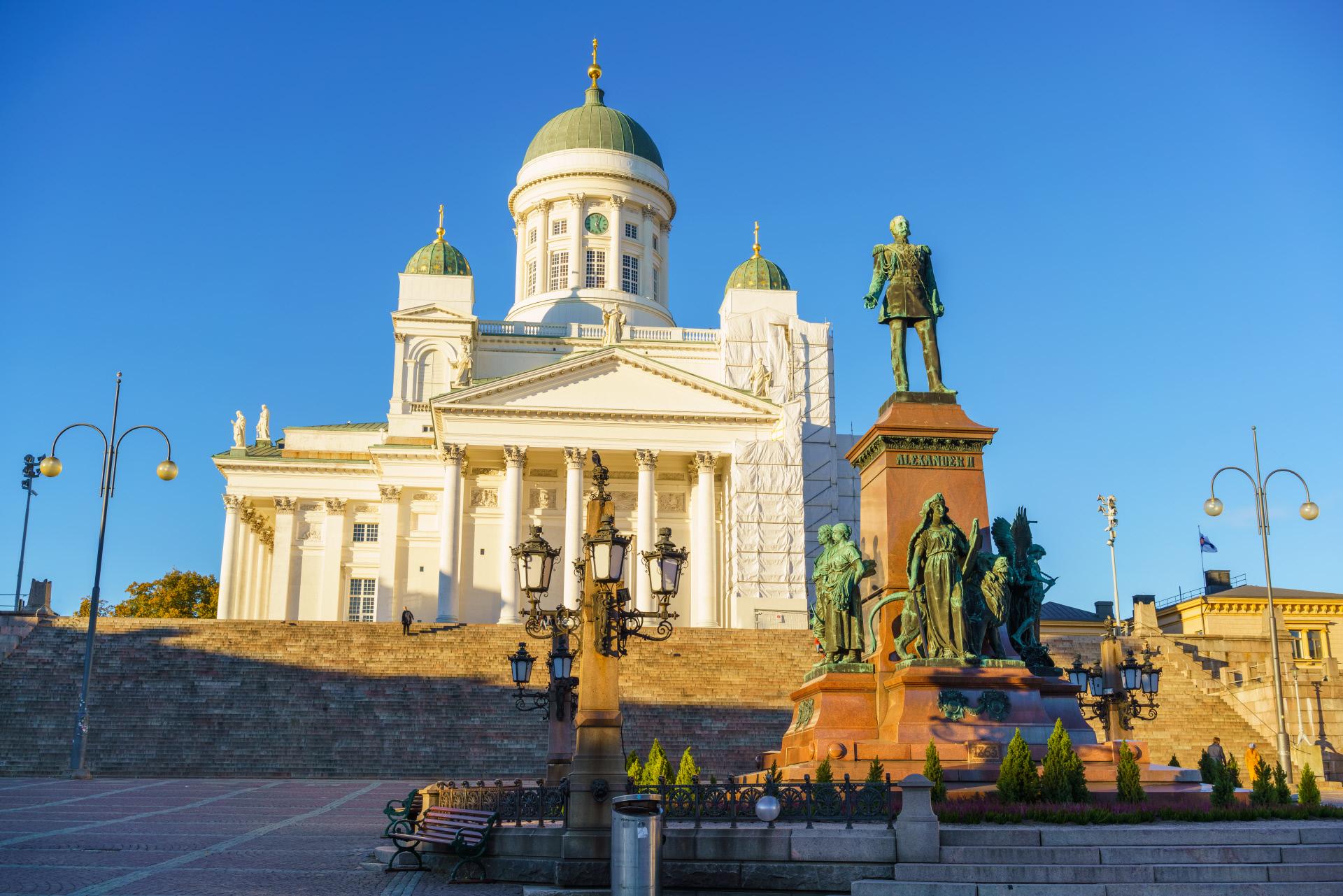 La catedral de Helsinki