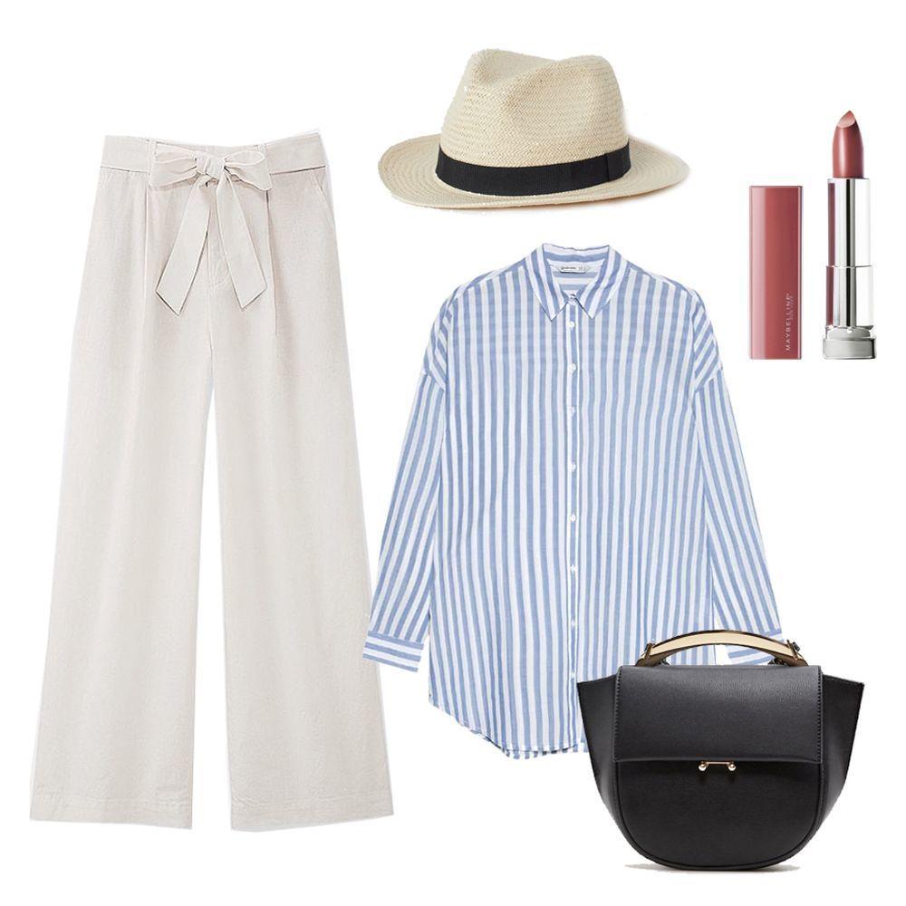 1. Pantalón de Uniqlo (29,90 euros). 2. Sombrero de H&M (9,99 euros)....