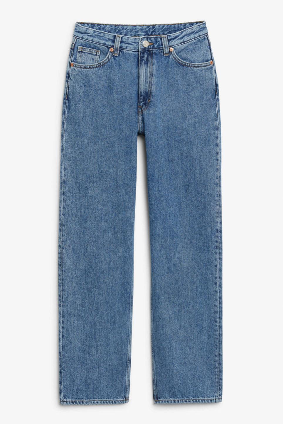 Jeans desgastados de Monki