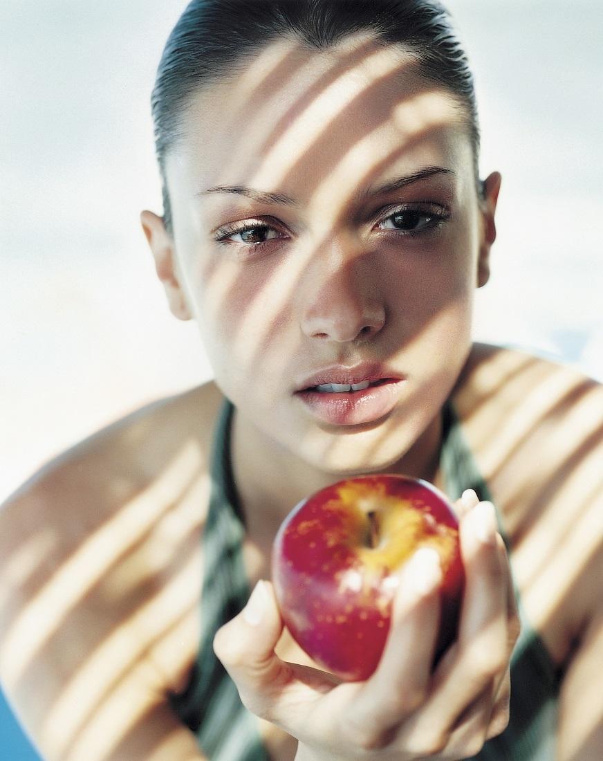 La fruta engorda lo mismo antes, durante o después de las comidas,...
