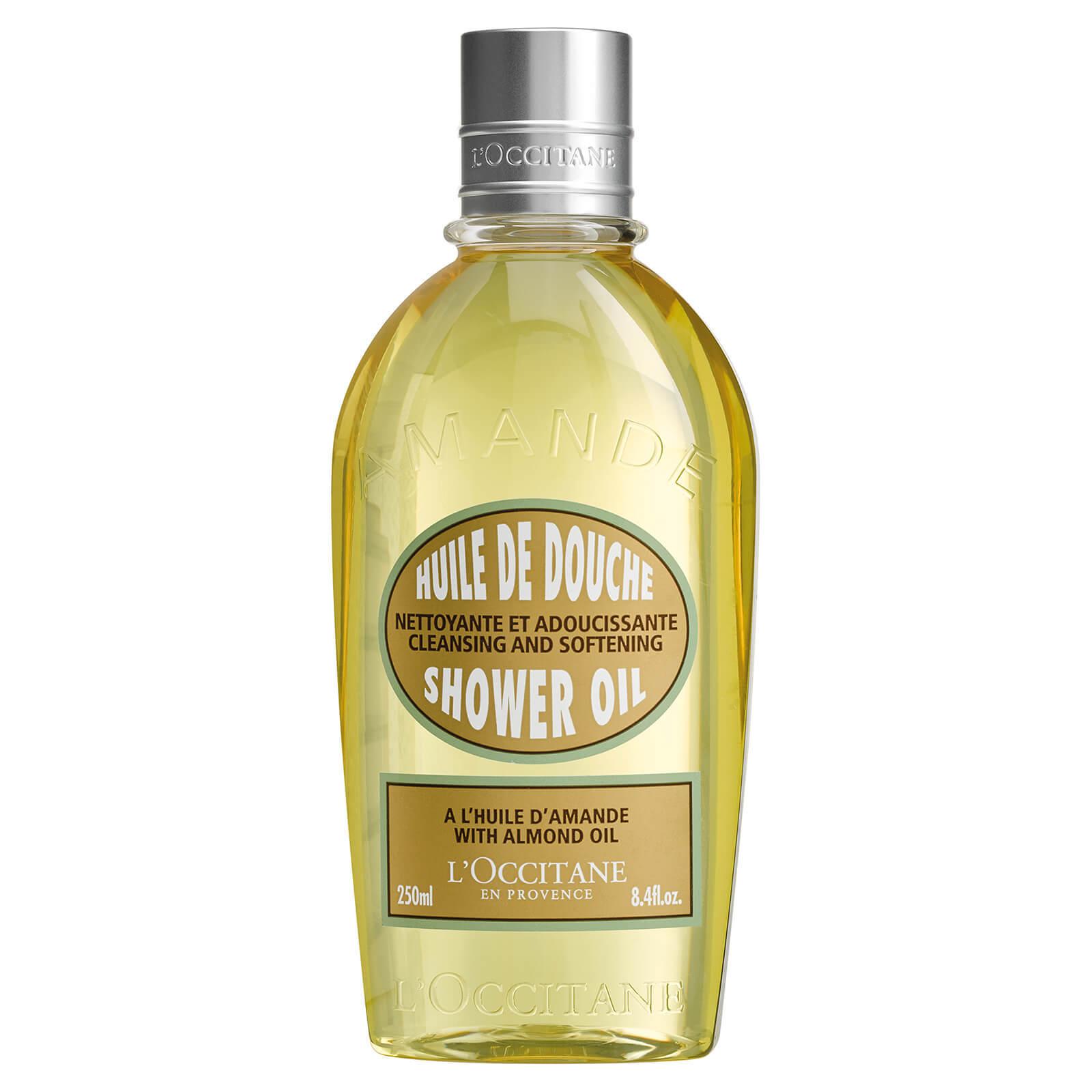 Aceite de ducha Almond Oil, L'Occitane.