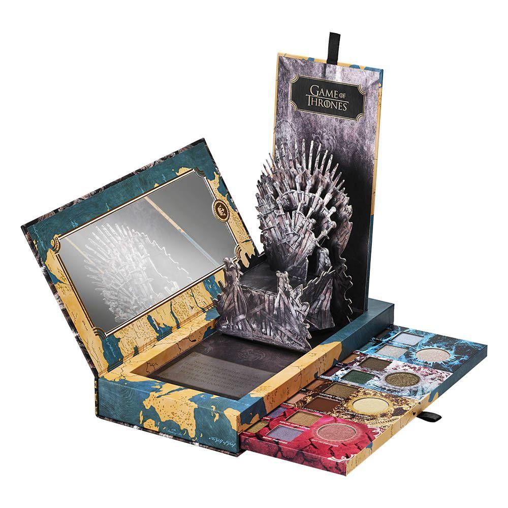 Urban Decay Game of Thrones  Eyeshadow Palette (65 euros)
