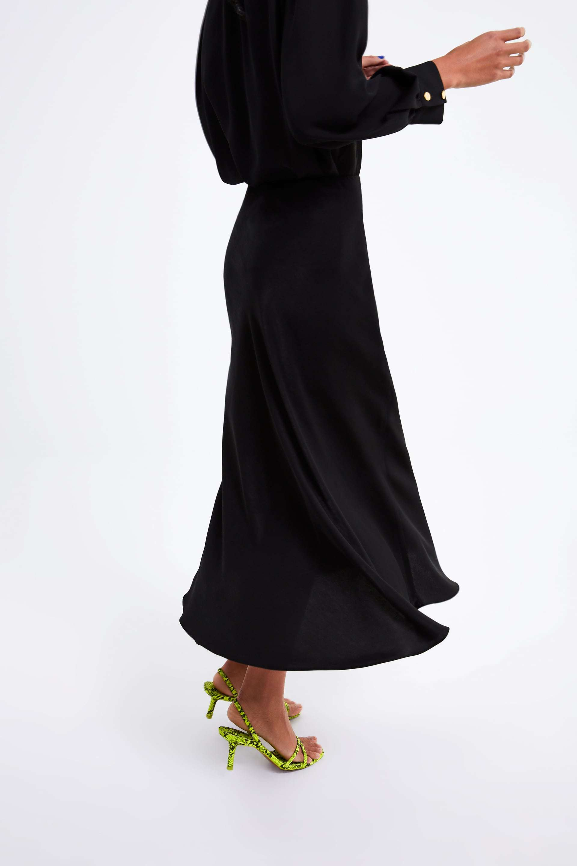 Falda de Zara.