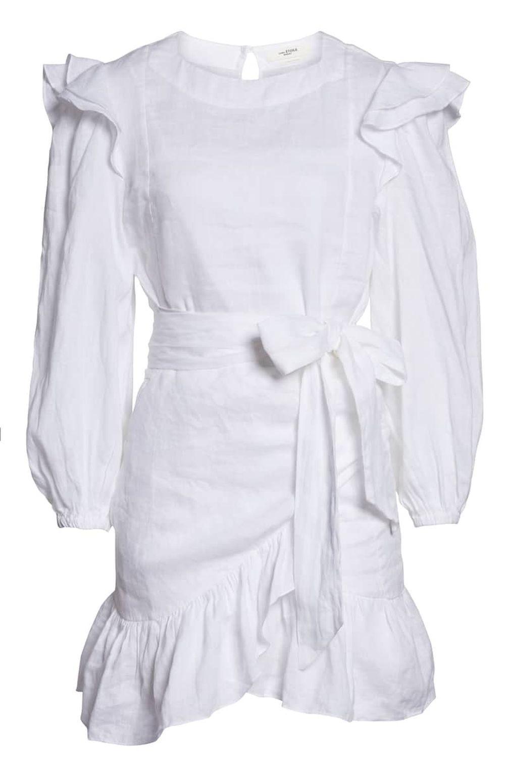 Vestido de Isabel Marant (462,79 euros).