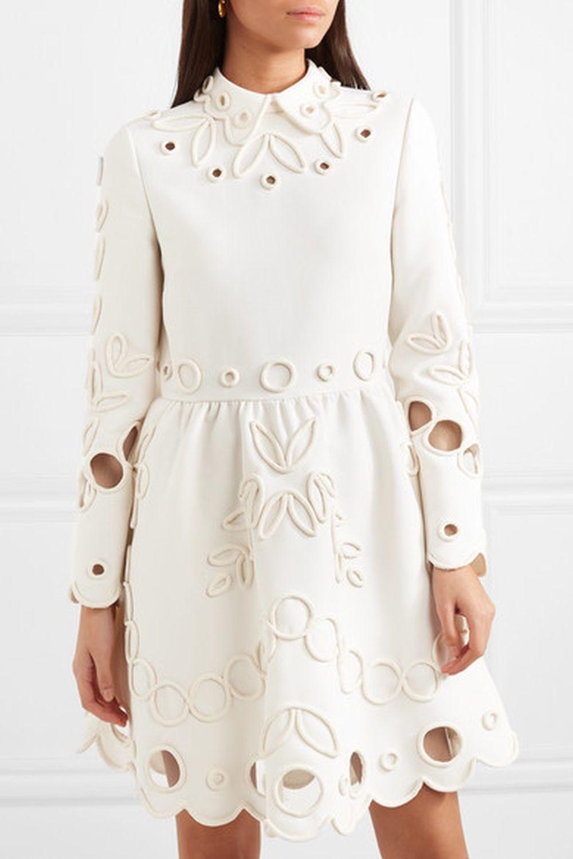 Vestido de Valentino (4500 euros).