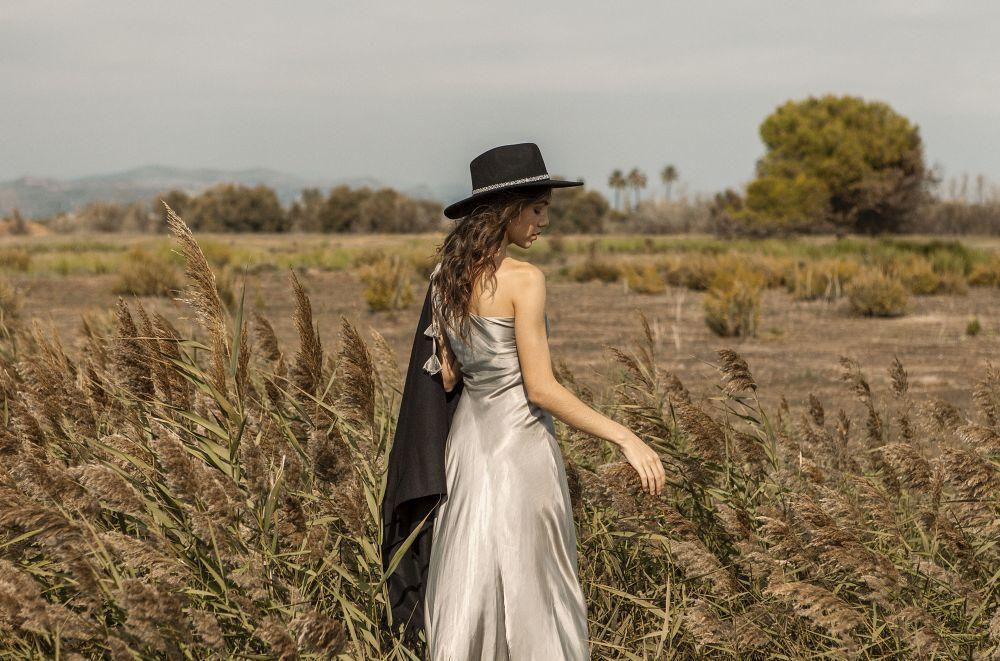 Imagen de la firma de moda Hupit: ecológica, lo sostenible, saludable...