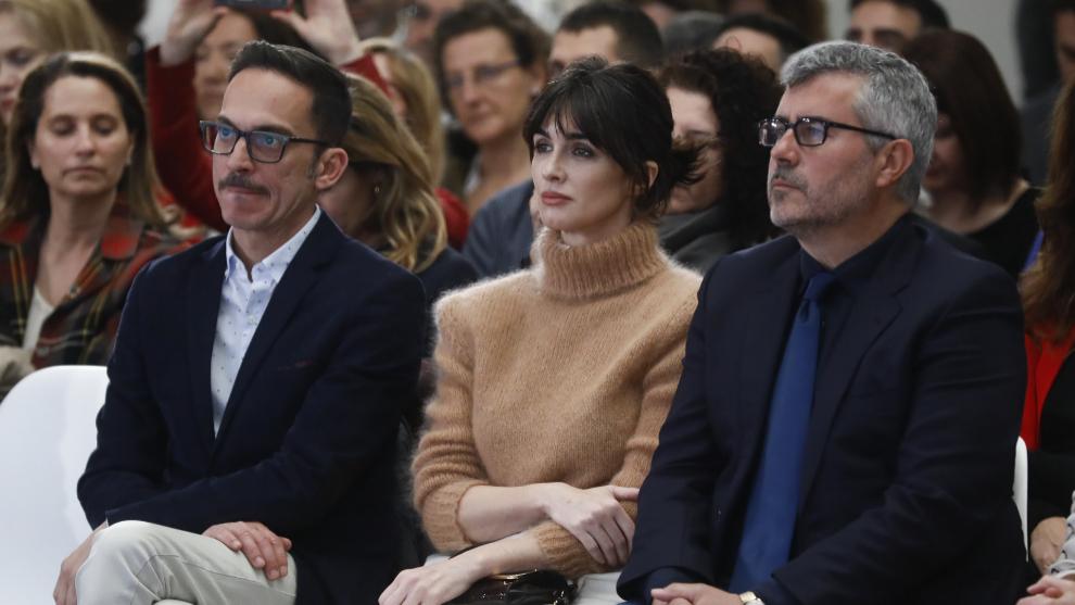Paz Vega fue designada por el Gobierno de Pedro Sánchez miembro del...