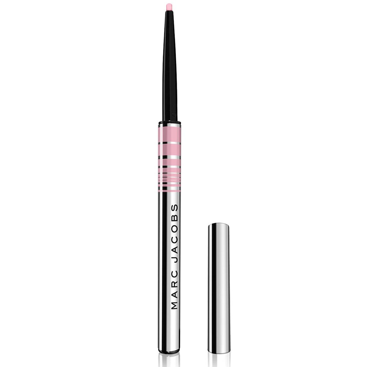 Fineliner Ultra-Skinny Gel Eye Crayon Eyeliner Pinky Swear, Marc Jacobs (C.P.V.). A la venta en Sephora.