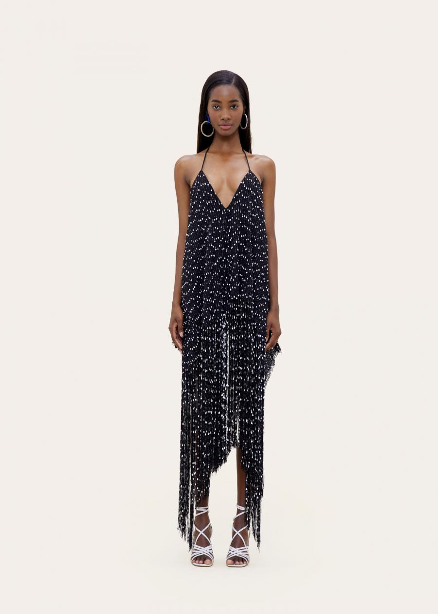 Vestido Ribiera de Jacquemus (745 euros).
