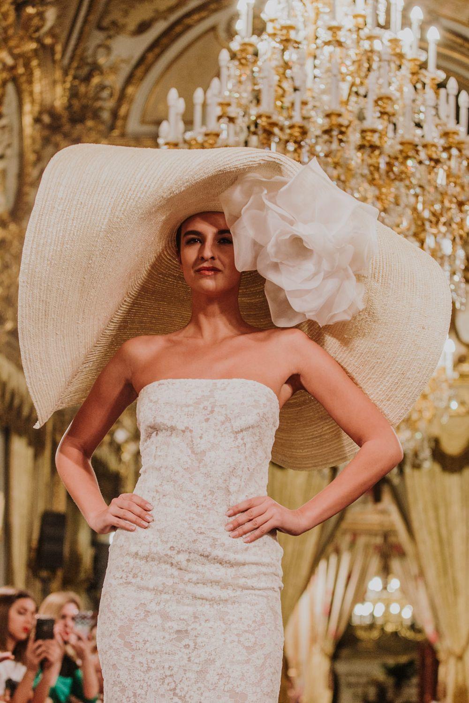Sombrero de rafia de Anita Ribbon.