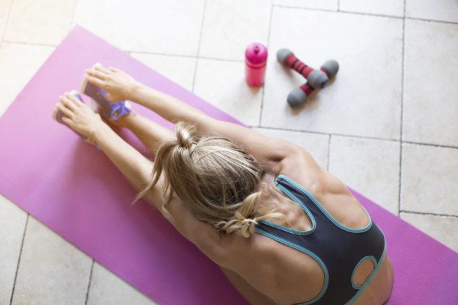 Las calorías que se pierden por sesión son entre 300 y 500.