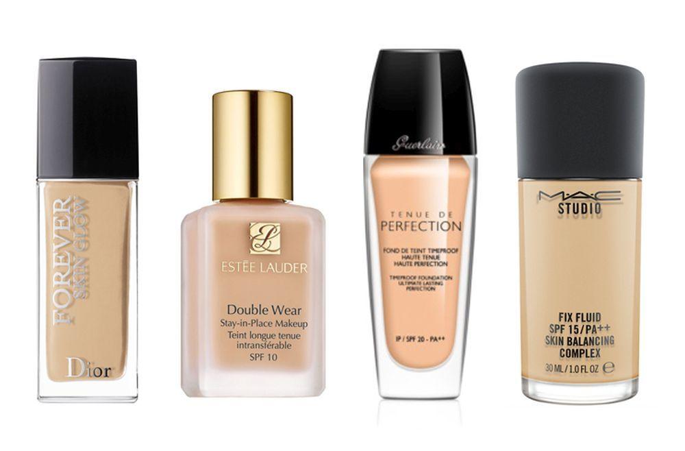 1. Base con duración 24 horas Dior Forever Skin Glow, de Dior. 2....