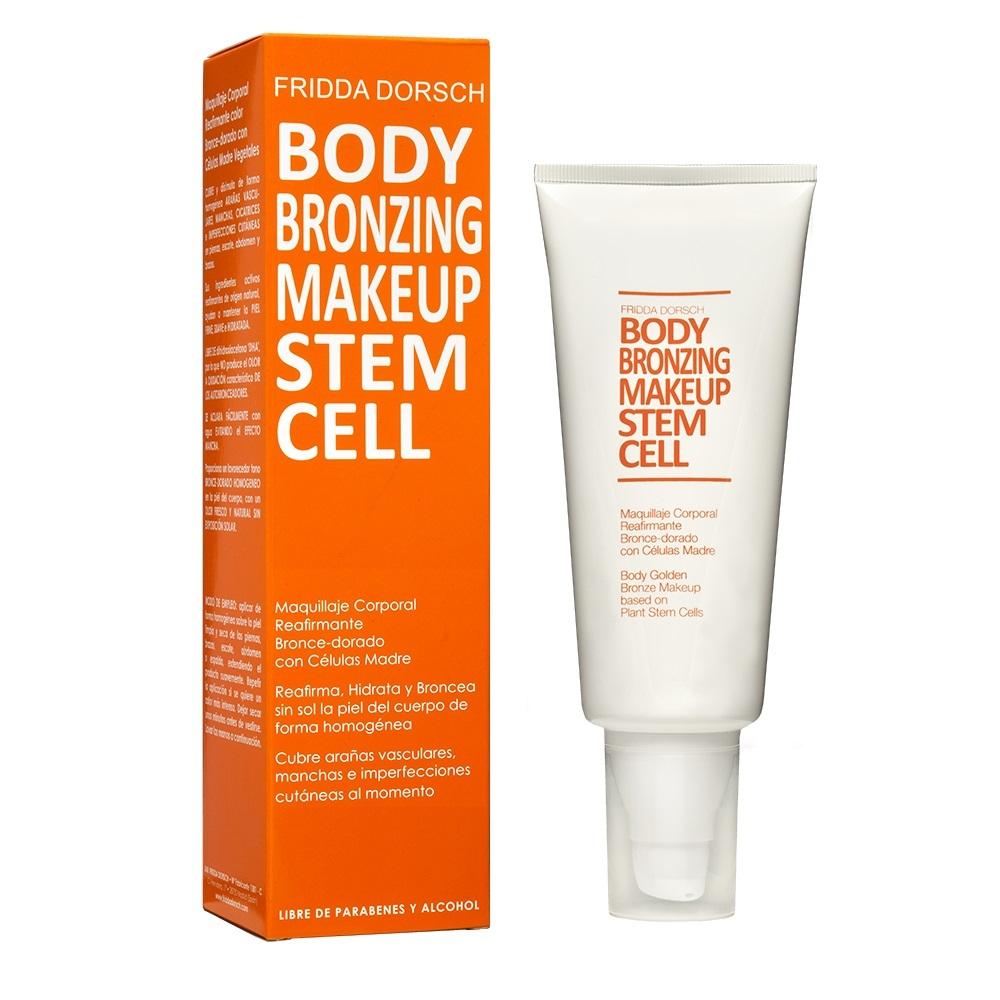 Maquillaje corporal Body Bronzing de Fridda Dorsch para embellecer las...
