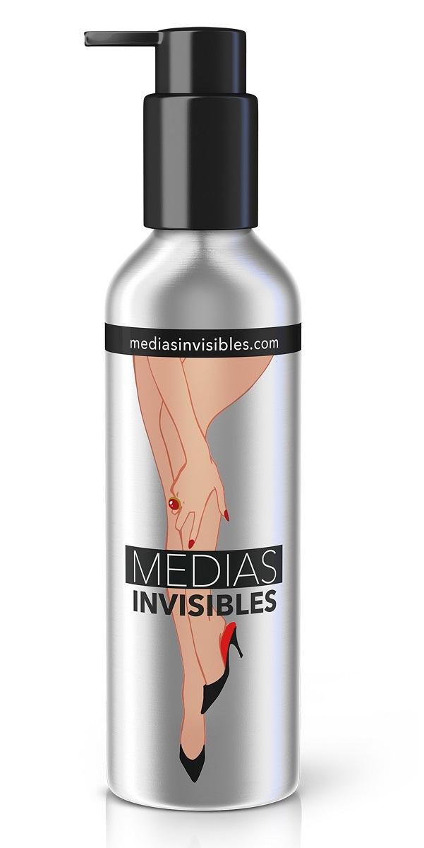 La fórmula Medias Invisibles conseguirá que tus piernas parezcan...