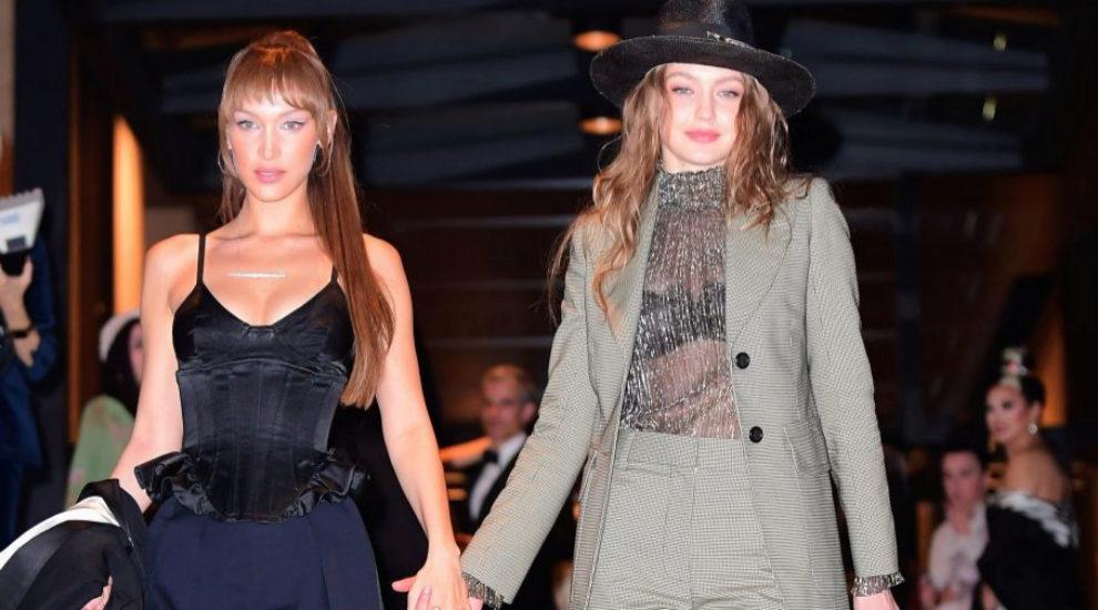Los pesos pesados del panorama fashion han querido acompañar...