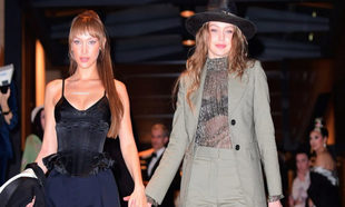 Los pesos pesados del panorama <em>fashion</em> han querido acompañar...