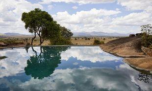 En el interior de Kidepo valley National Park se encuentra el Apoka...