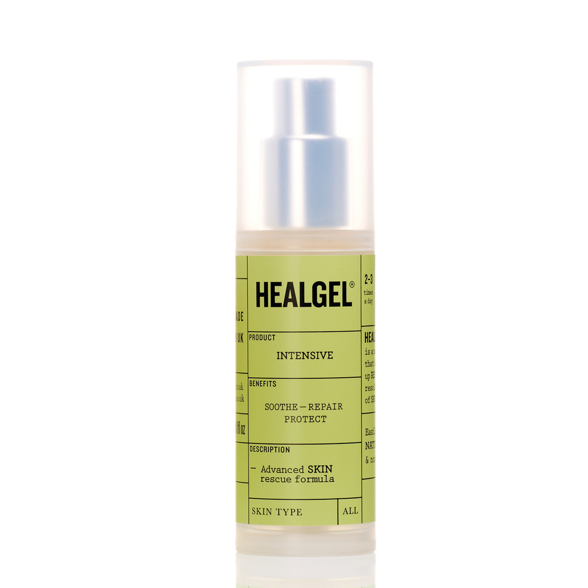 Serum Intensive de Healgel