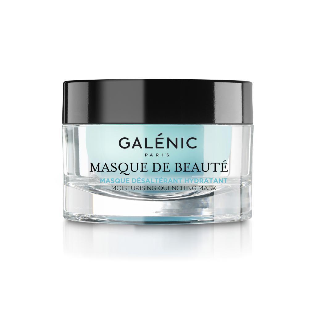 2º- Secar la piel y aplicar la Mascarilla Fría Purificante (35...