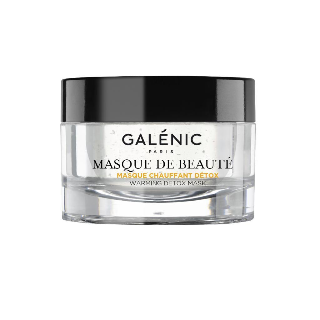 1º- Sobre la piel limpia, aplicar la Mascarilla Calor Detox  (35...