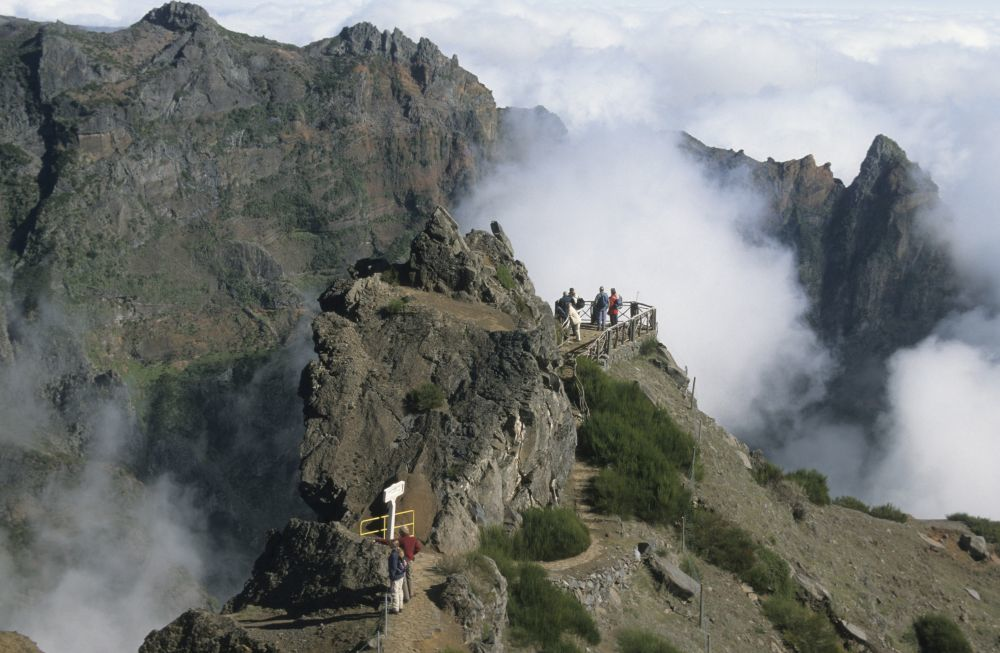 Pico do Areeiro.