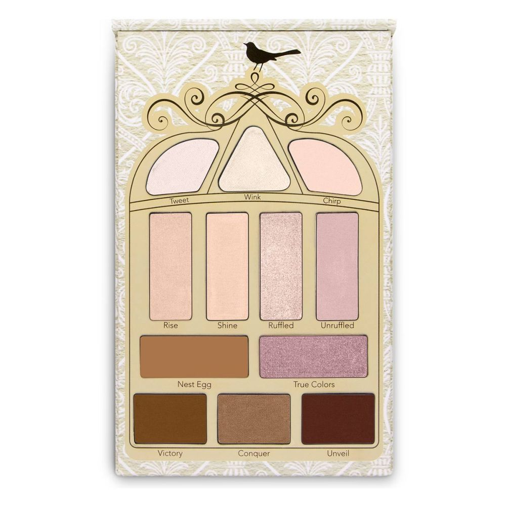 Paleta de sombras de ojos Early Bird de Pretty Vulgar.