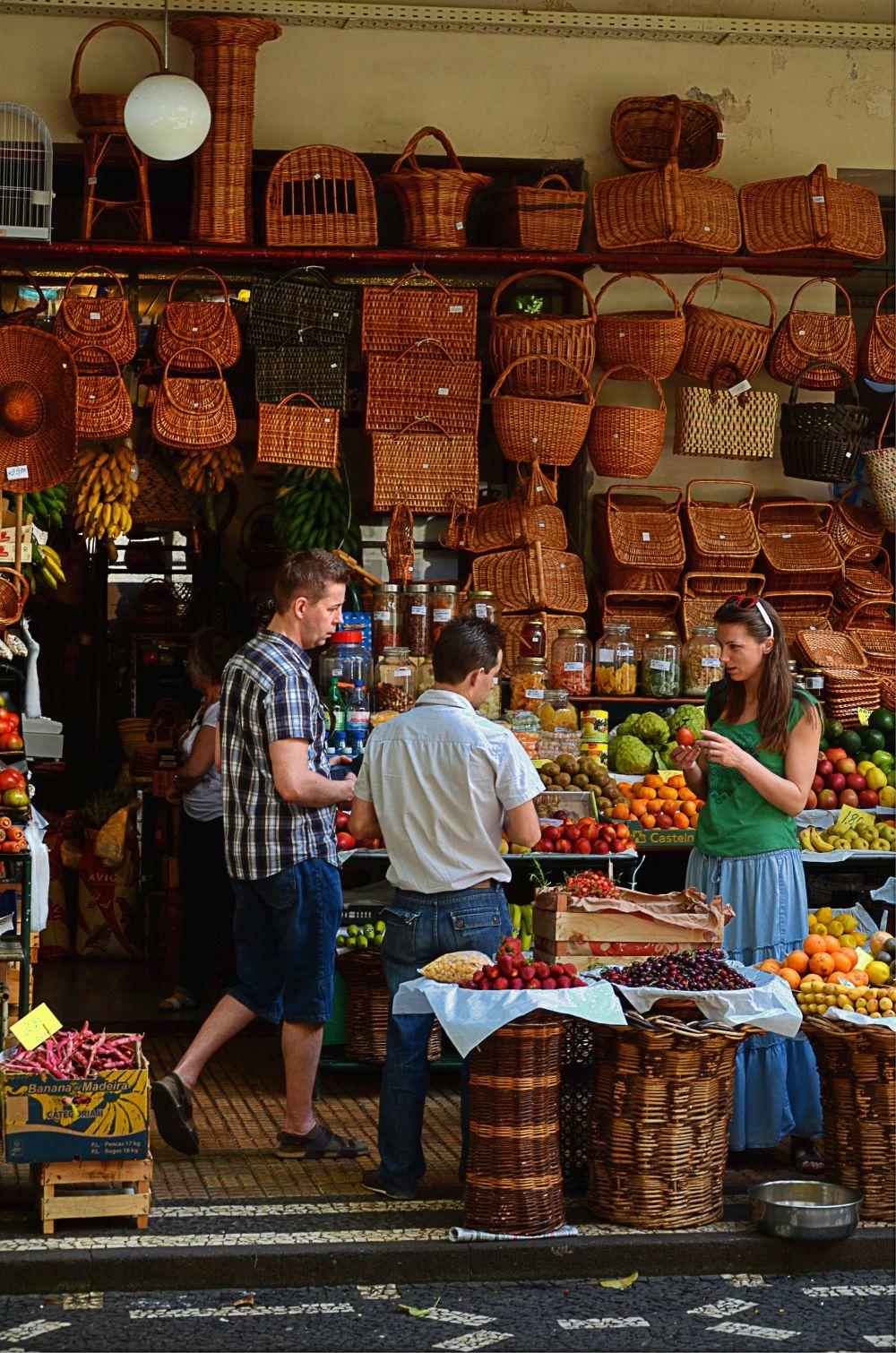 El Mercado dos Lavradores.