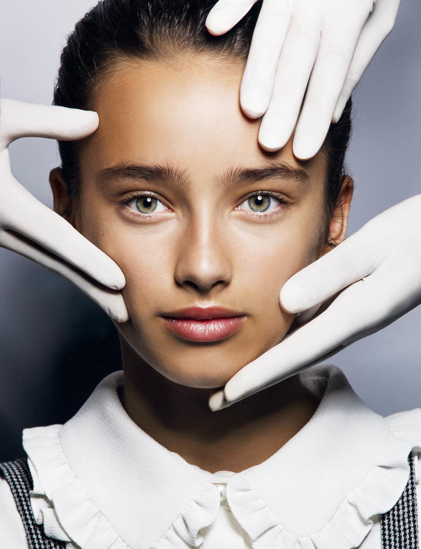 La radiofrecuencia facial sirve para combatir la flacidez y las...