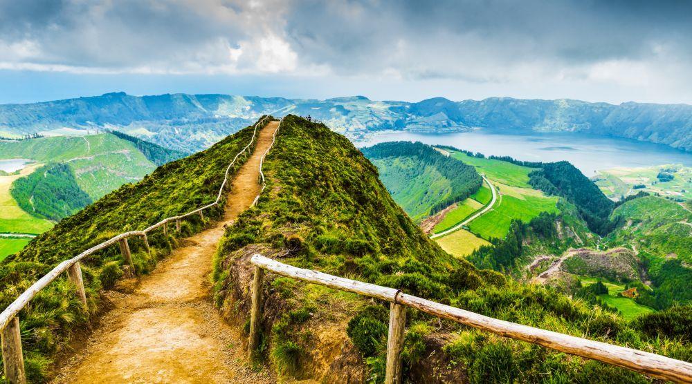 Ruta por la Isla de las Azores.