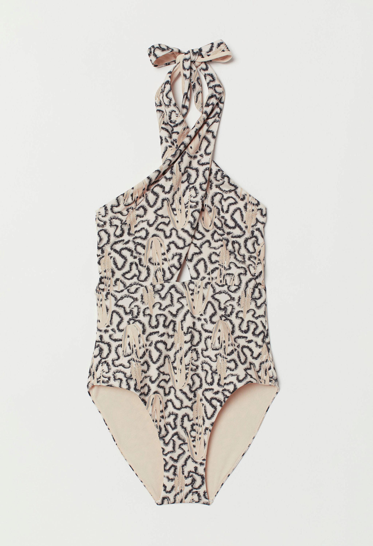 Bañador estampado de Conscious Collection de H&M