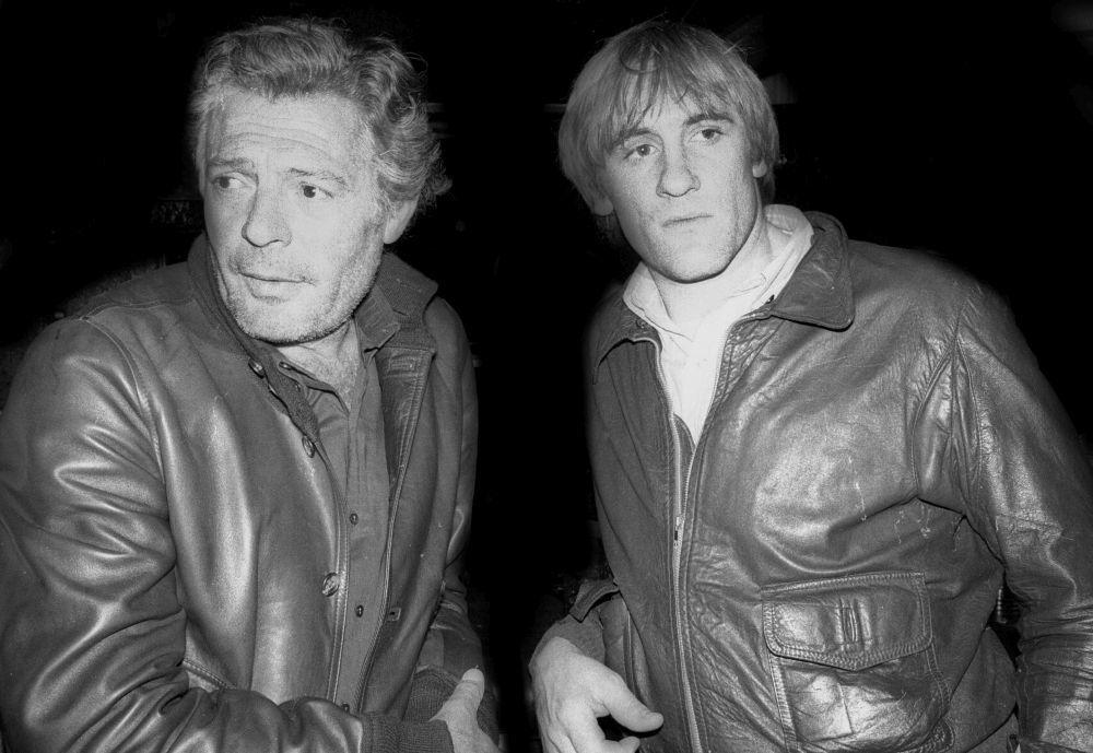 Ian Schrager con su socio y cofundador de Studio 54, Steve Rubell.