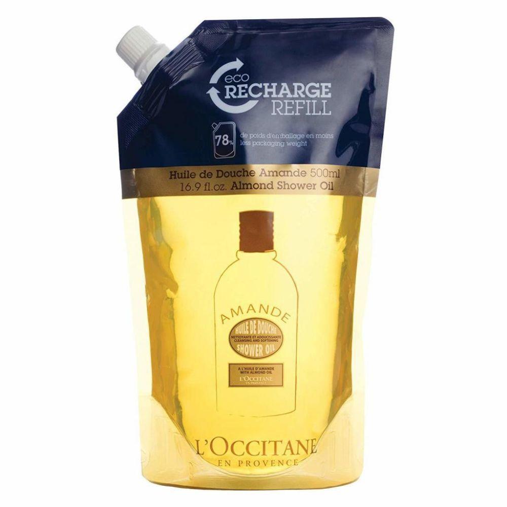 Eco-recarga de aceite de ducha, L'Occitane 26€.