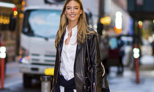 La modelo Martha Hunt, ángel de Victoria's Secret, posee un...