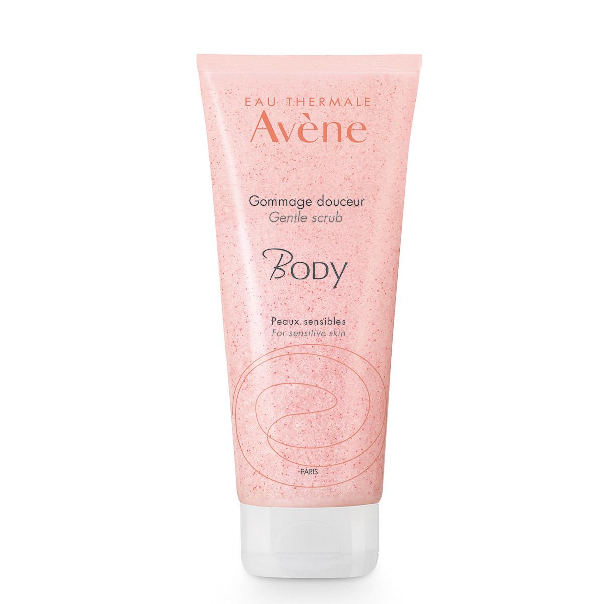 Exfoliante corporal suave para pieles sensibles, Avène (15,25 euros)...