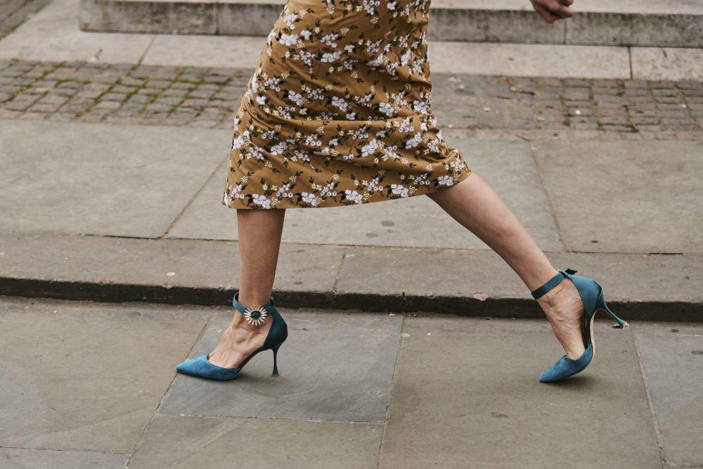 No hay nada más sofisticado que unos zapatos joya.