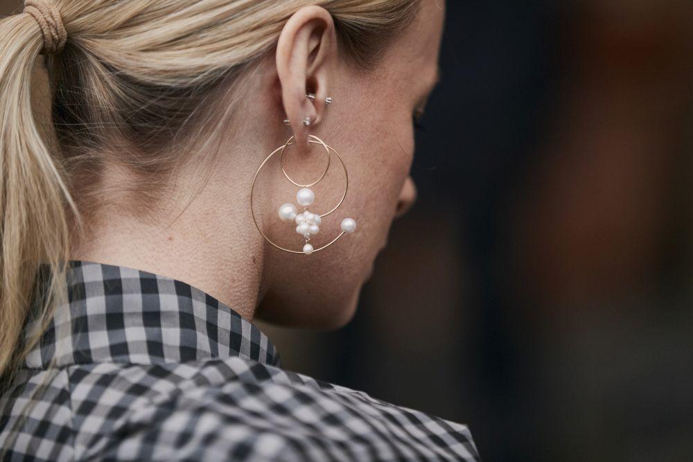 Las perlas se convierten en el adorno más deseado.
