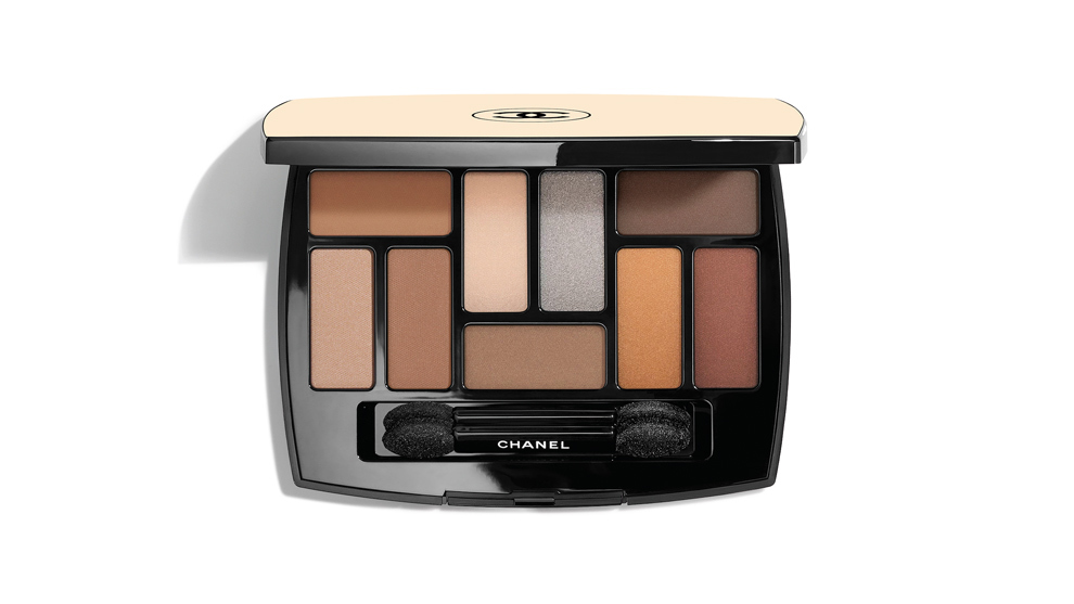 Les Beiges Collection d'Ombres a Paupieres Naturelles, Chanel (85...
