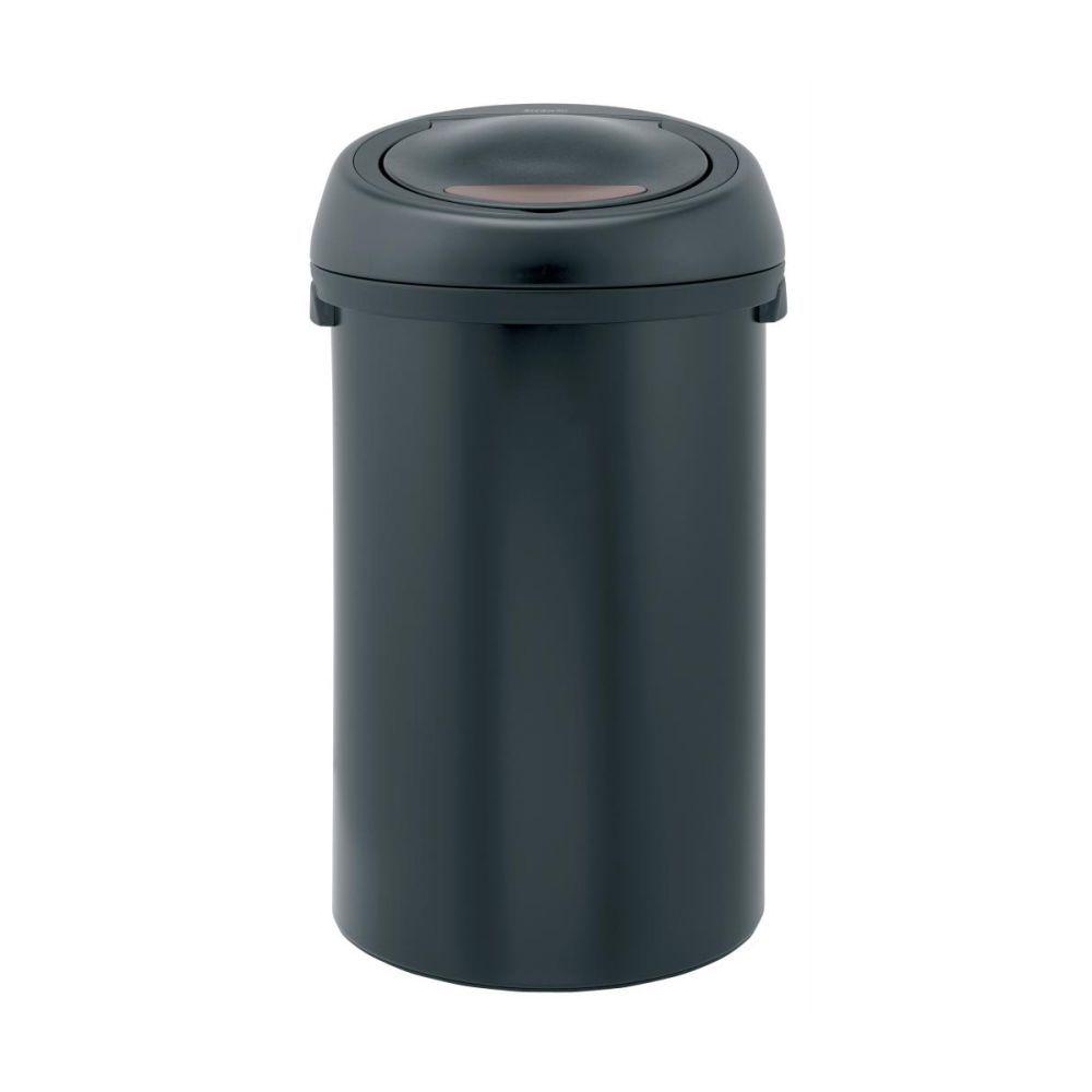 Cubo de reciclaje.