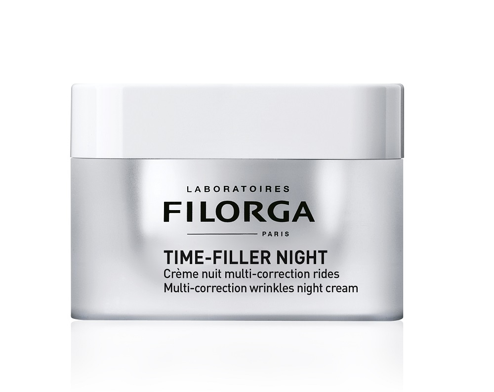 Time-Filler Night Crema de noche multicorrectora de arrugas de...